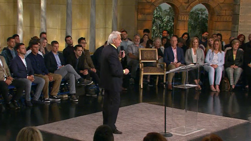 Benny Hinn Ministries: All Jesus Asks of You is to You Follow Him