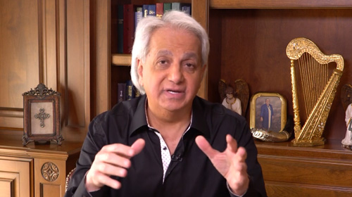 Benny Hinn Ministries: God's Will is Your Health