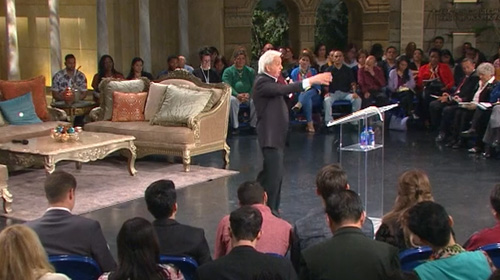 Benny Hinn Ministries: How to Walk in the Spirit - Part 1