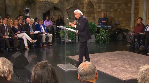 Benny Hinn Ministries: There Is Healing In The Atonement