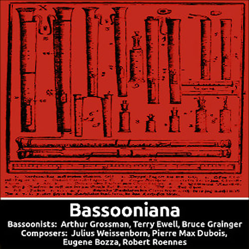Roennes, Trio for Three Bassoons